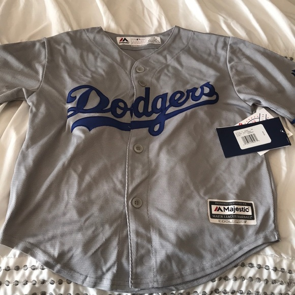 low priced 2f86b 0b80b Kids size Cody Bellinger Jersey, with tags